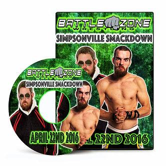 BZW: Simpsonville SmackDown 2016