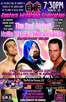 EWF: 2nd Annual Hollie Yatsko Memorial
