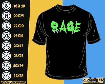 Rage Retro Tee