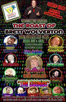 WrestleRoast: The Roast of Brett Wolverton