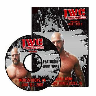 IWC Year 1: Disc 3