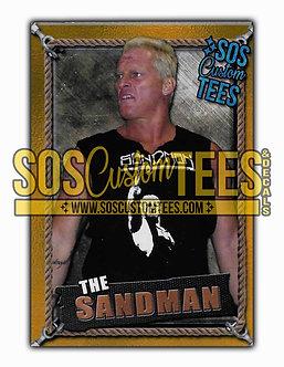 Sandman Memorabilia Trading Card - Gold