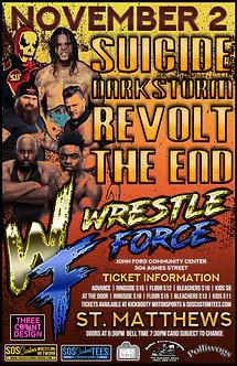 WrestleForce: November 2 2019