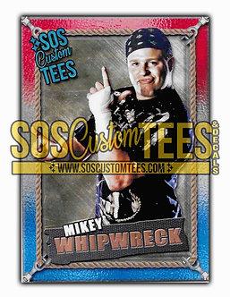 Mikey Whipwreck Memorabilia Trading Card - USA