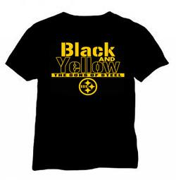Black&YellowTee
