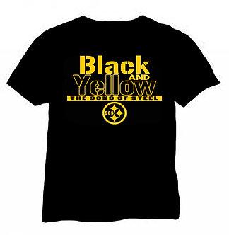 Sons of Steel - BLACK & YELLOW