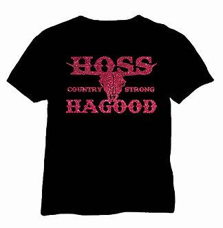 Hoss Hagood - SKULL GLITTER