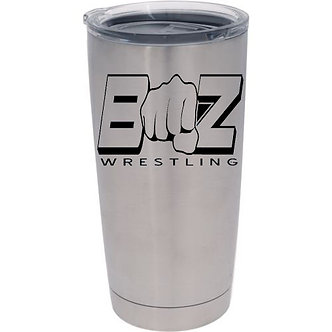 Battle Zone Wrestling - BZW 20oz Tumbler