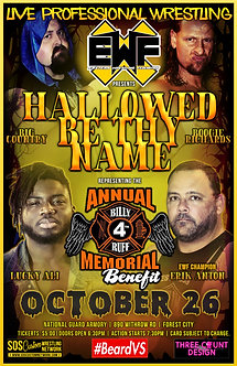 EWF: Hallowed By Thy Name 2019