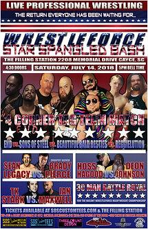 WrestleForce: Star Spangled Bash 2018