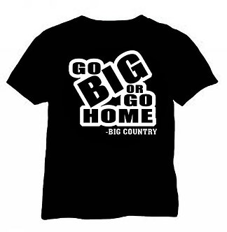 Big Country - GO BIG