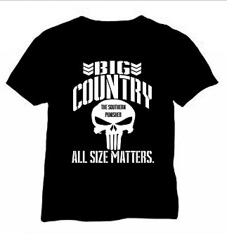 Big Country - ALL SIZE MATTERS