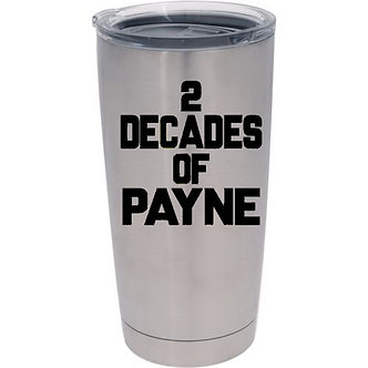 Boomer Payne - 2Decades 20oz Tumbler