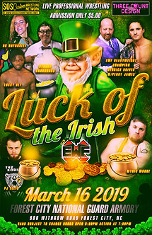 EWF: Luck of the Irish 2019