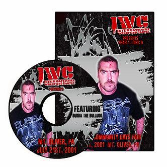 IWC Year 1: Disc 6