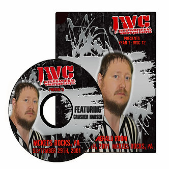 IWC Year 1: Disc 12