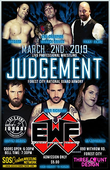 EWF: Judgement 2019