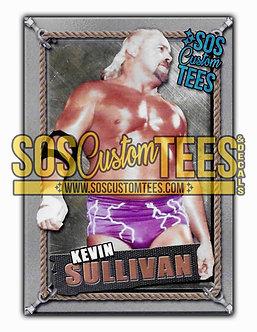 Kevin Sullivan Memorabilia Trading Card - Silver