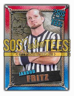 Jarrod Fritz Memorabilia Trading Card - USA