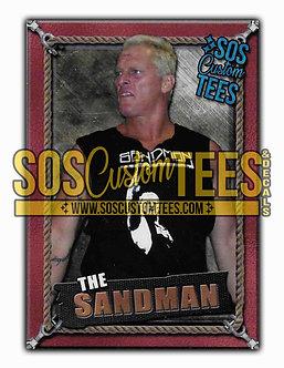 Sandman Memorabilia Trading Card - Bronze