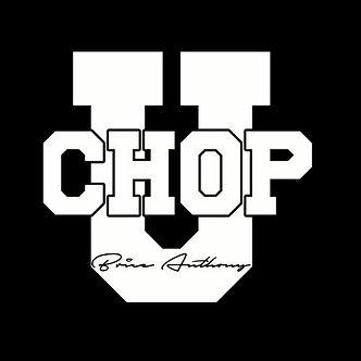 Brice Anthony - ChopU Decal