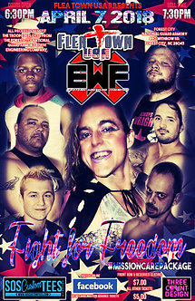 EWF: Fight for Freedom 2018