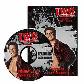 IWC Year 1: Disc 15