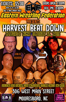EWF: Harvest Beat Down 2016