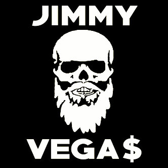 Jimmy Vegas Skull Decal