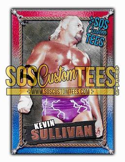Kevin Sullivan Memorabilia Trading Card - USA