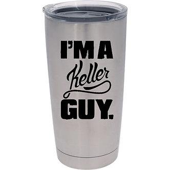 Bob Keller - I'm a Keller Guy 20oz Tumbler
