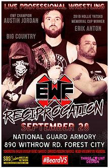 EWF: Reciprocation 2019