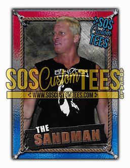 Sandman Memorabilia Trading Card - USA