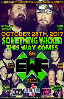 EWF: Something Wicked This Way Comes 2017