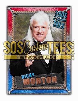 Ricky Morton Memorabilia Trading Card - USA