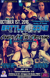 BZW: Chaos at the Crossing 2016