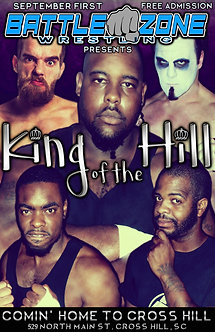 BZW: King of the Hill 2017