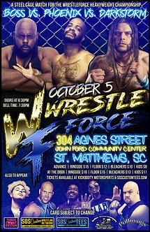 WrestleForce: October 5 2019