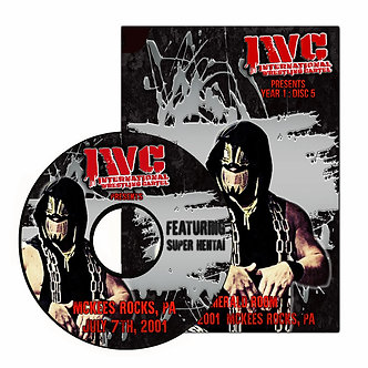 IWC Year 1: Disc 5