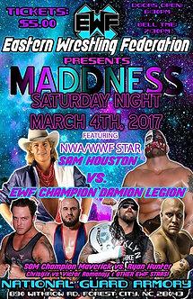 EWF: Madness 2017