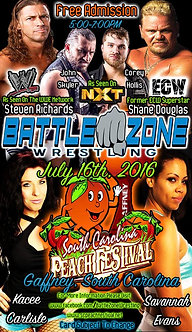 BZW: South Carolina Peach Festival 2016