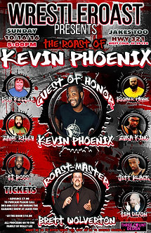 WrestleRoast: The Roast of Kevin Phoenix