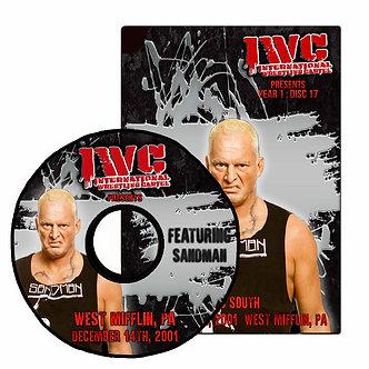 IWC Year 1: Disc 17