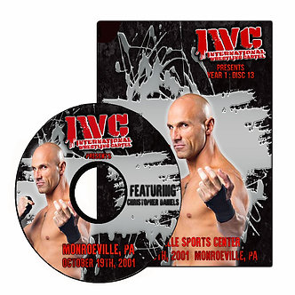 IWC Year 1: Disc 13
