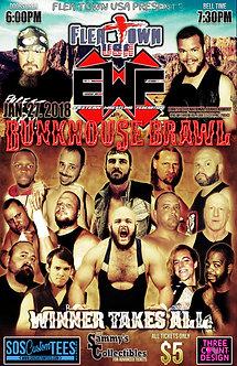 EWF: Bunkhouse Brawl 2018