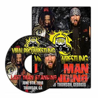 VPW: Last Man Standing 2018
