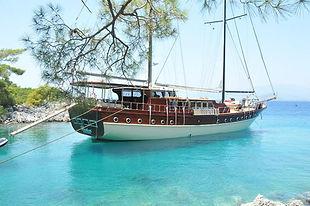 מפרץ בדרום טורקיה