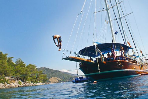 "Gulet Yacht Charter |  מחירים | השכרת גולט | חופשות שייט בחו""ל | גולטים להשכרה"