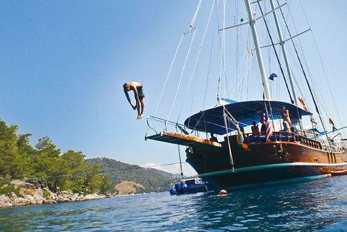 "Gulet Yacht Charter |  השכרת יאכטה גולט | השכרת גולט | חופשות שייט בחו""ל | גולטים להשכרה"