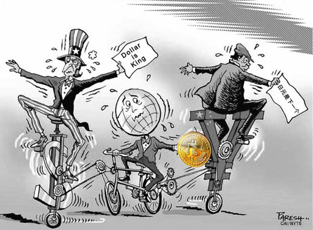 How Heightened Tensions and Subdued Global Growth are Helping Bitcoin